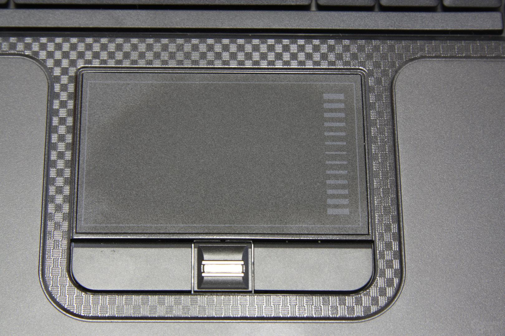 Schenker XMG7 Touchpad