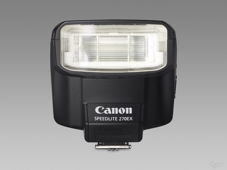 Canon Speedlite 270EX – Front