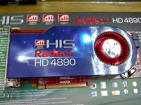 HIS Radeon HD 4890
