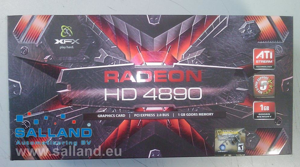XFX Radeon HD 4890