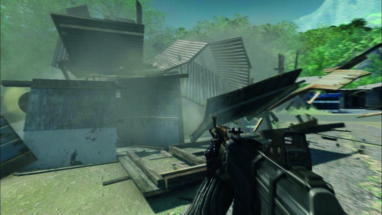 Interactive and Destructible  Environments