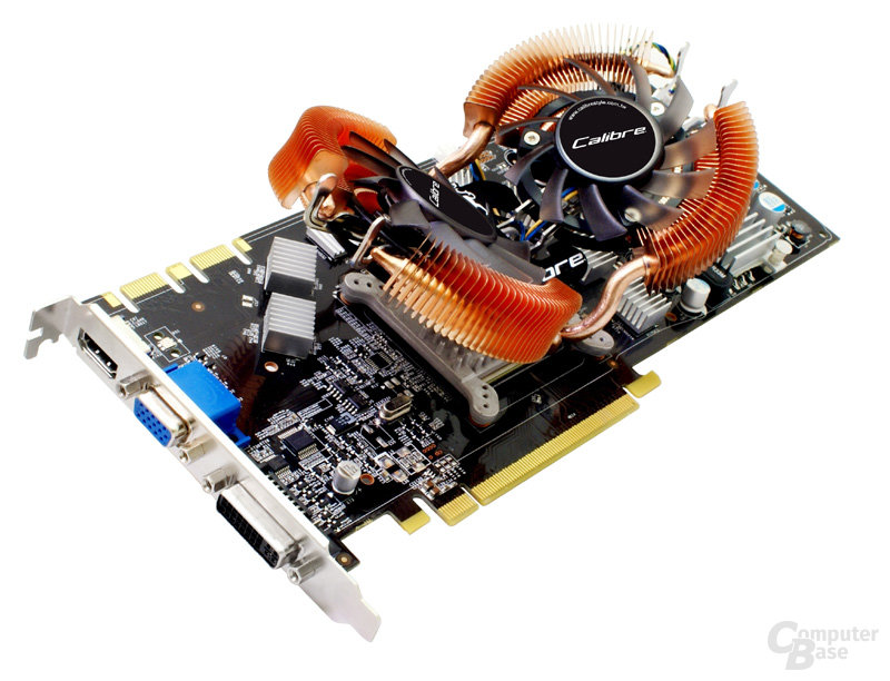 Sparkle Calibre X250 mit 512 MB & 1 GB