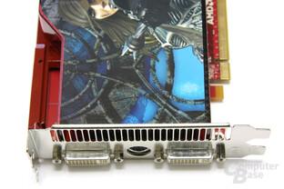 Radeon HD 4890 Anschlüsse
