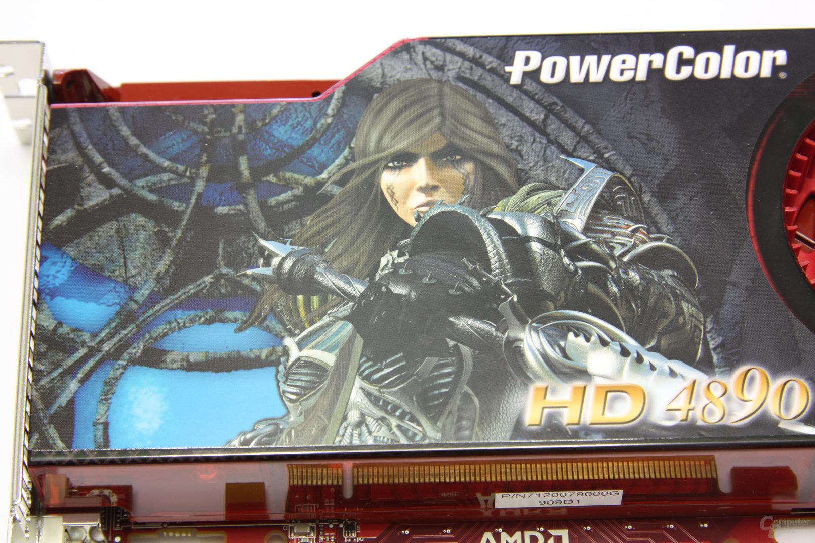 Radeon HD 4890 Logo