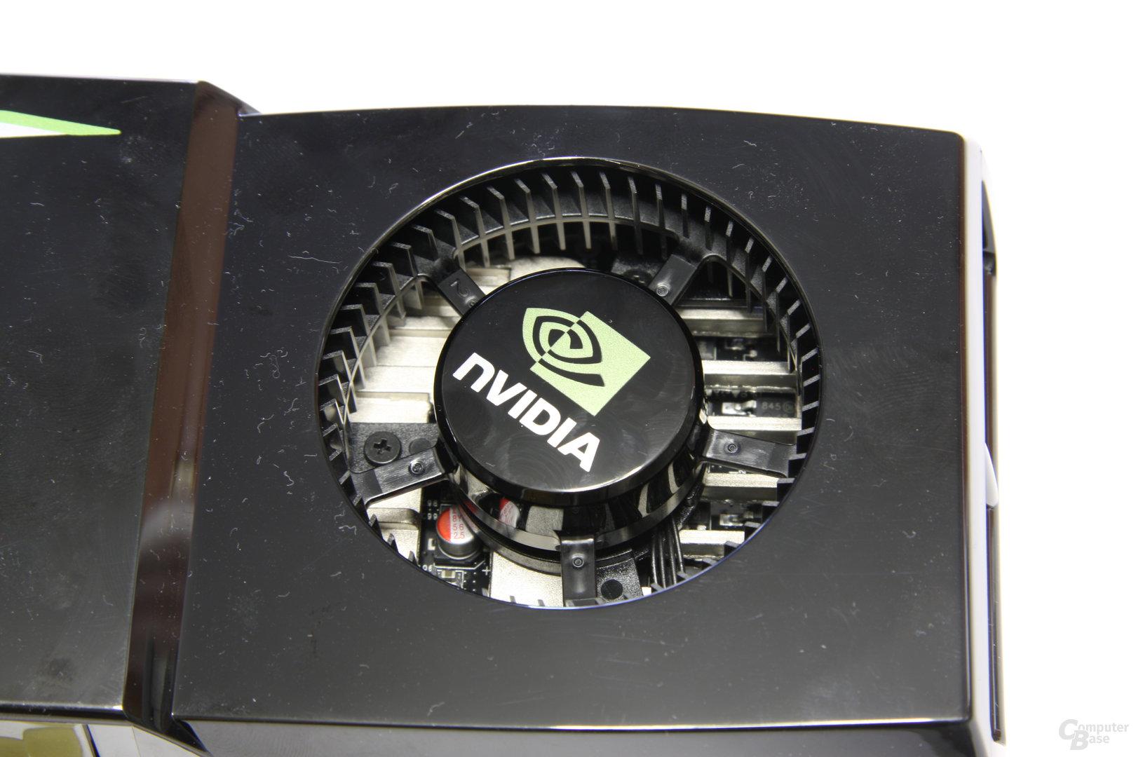 GeForce GTX 275 Lüfter