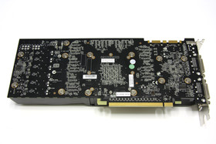 GeForce GTX 275 Rückseite