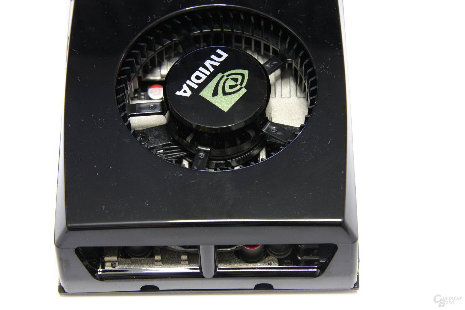 GeForce GTX 275 von oben