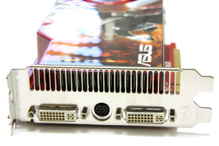 Radeon HD 4890 Slotblech