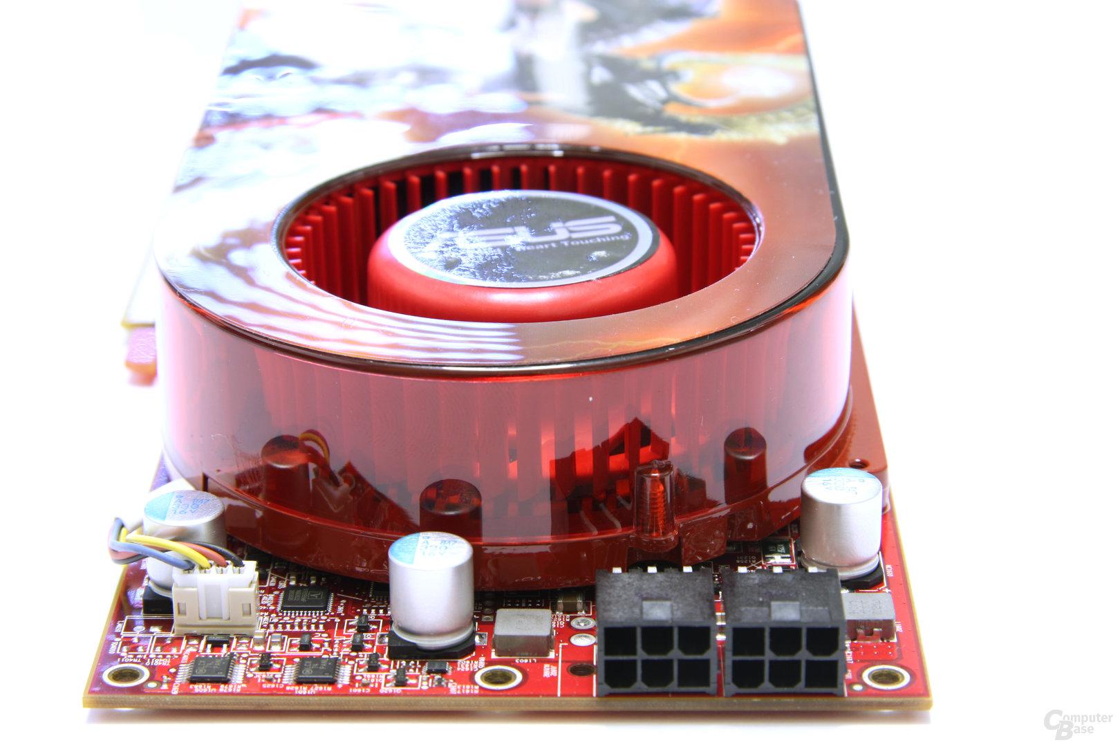Radeon HD 4890 von hinten