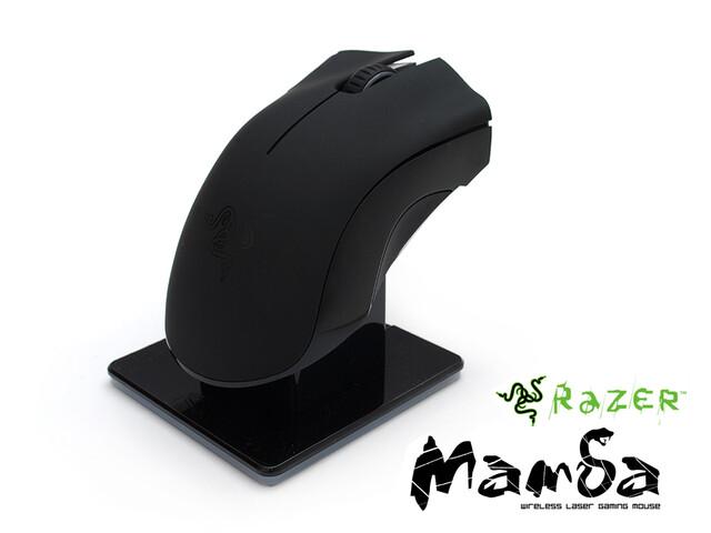 Razer Mamba – Luxus-Maus mit Kinderkrankheiten