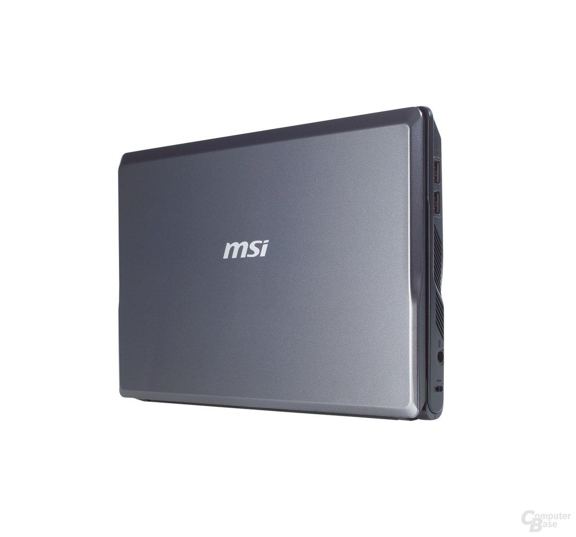 MSI Wind U123