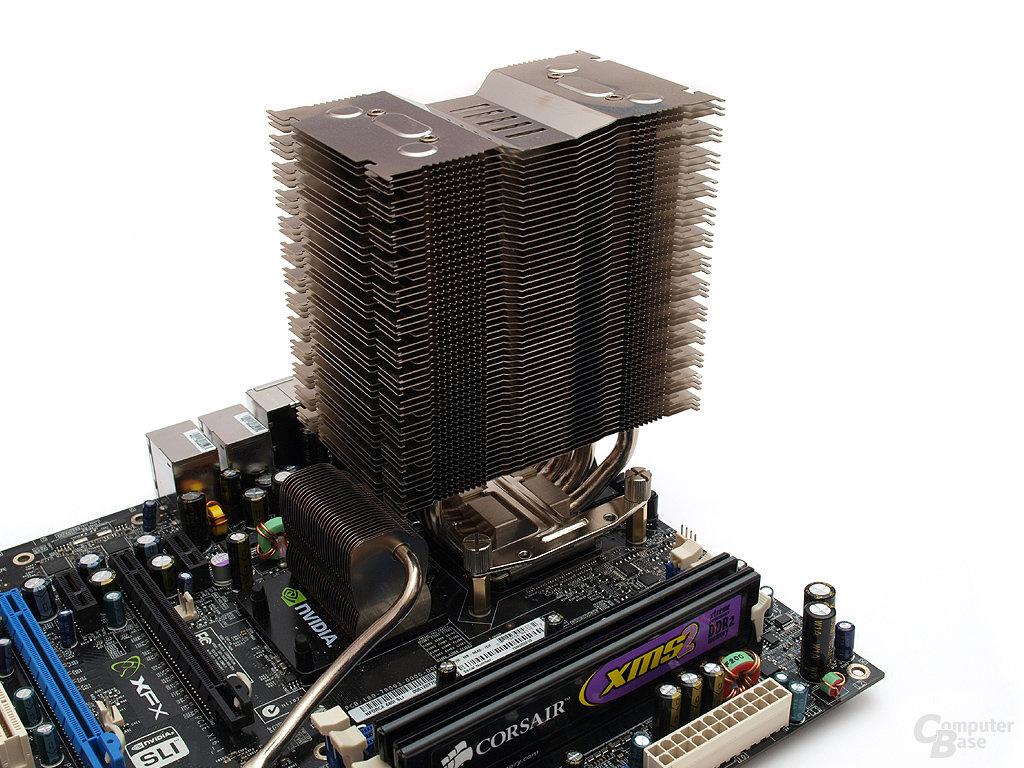Ideale Ausrichtung leider nur bei Intel möglich