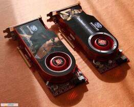 ATi Radeon HD 4890 im Vergleich zur 4870