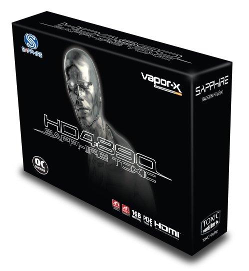 Sapphire Radeon HD 4890 Toxic