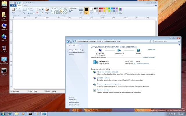 Windows 7 Build 7070