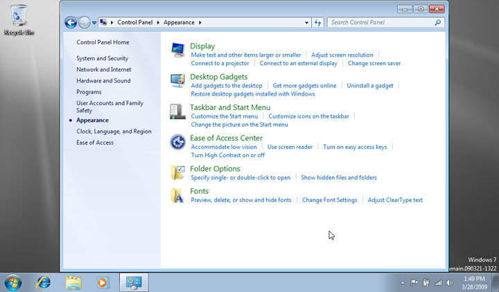 Windows 7 Build 7068 Starter