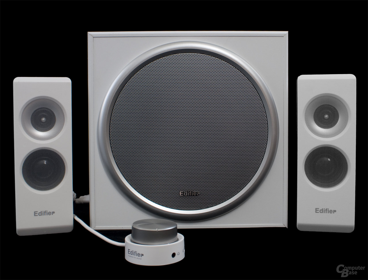 Edifier S330D schwarz