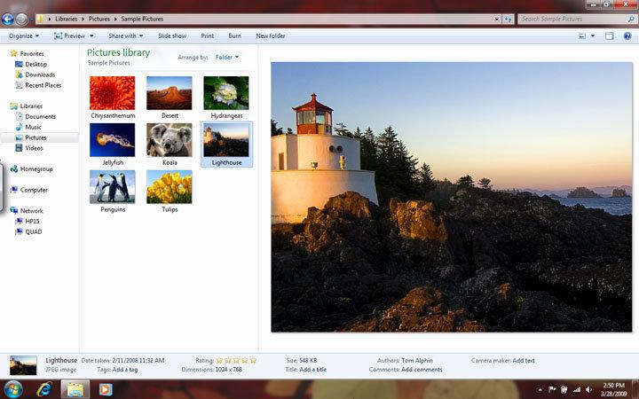 Windows 7 Build 7068 Home Premium