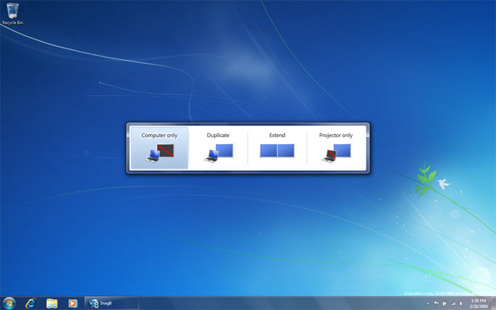 Windows 7 Build 7068 Professional
