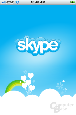 Skype fürs iPhone