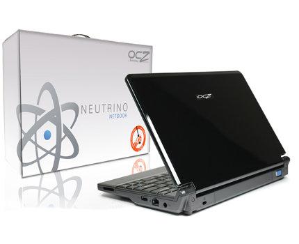 """OCZ Neutrino 10"""" DIY Netbook"""