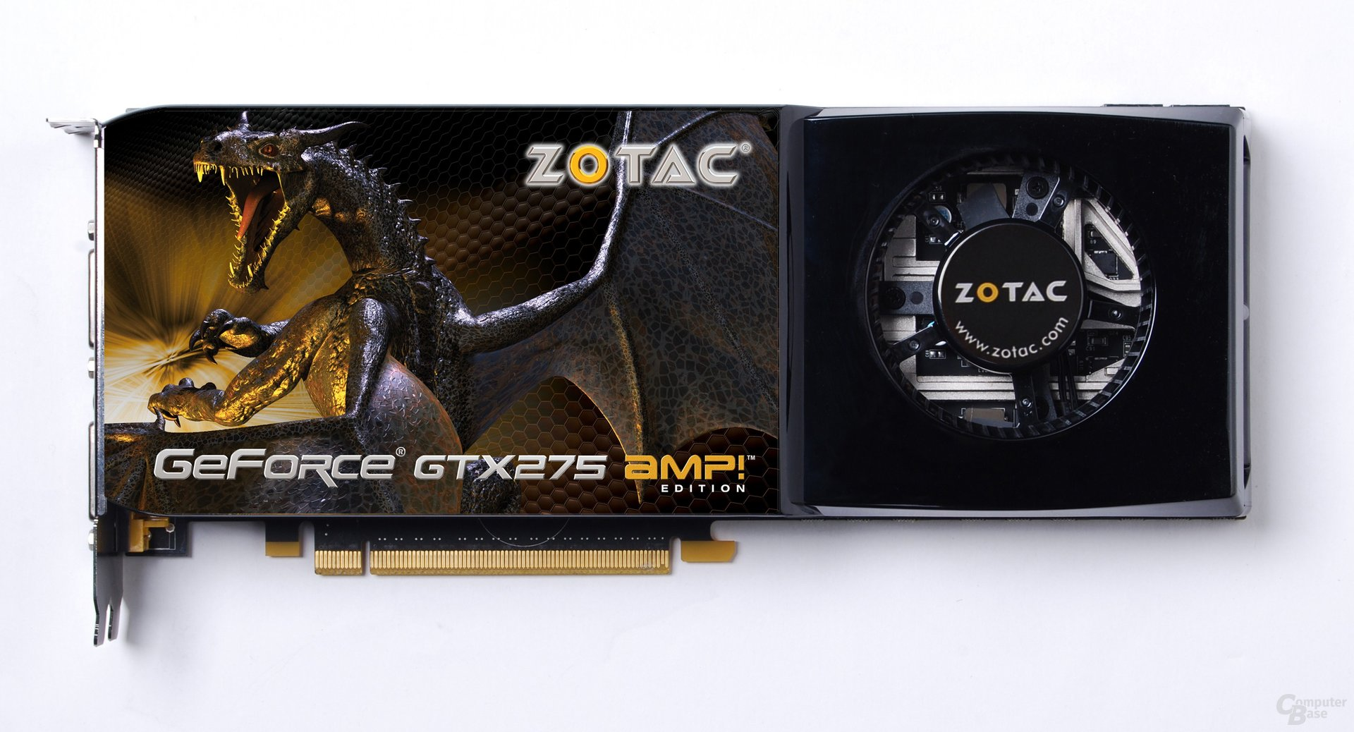 Zotac GeForce GTX 275 AMP!-Edition