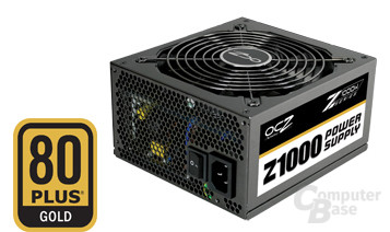 OCZ Z-Serie mit 1.000 Watt