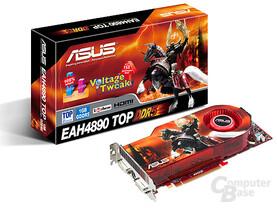 Asus Radeon HD 4890 TOP