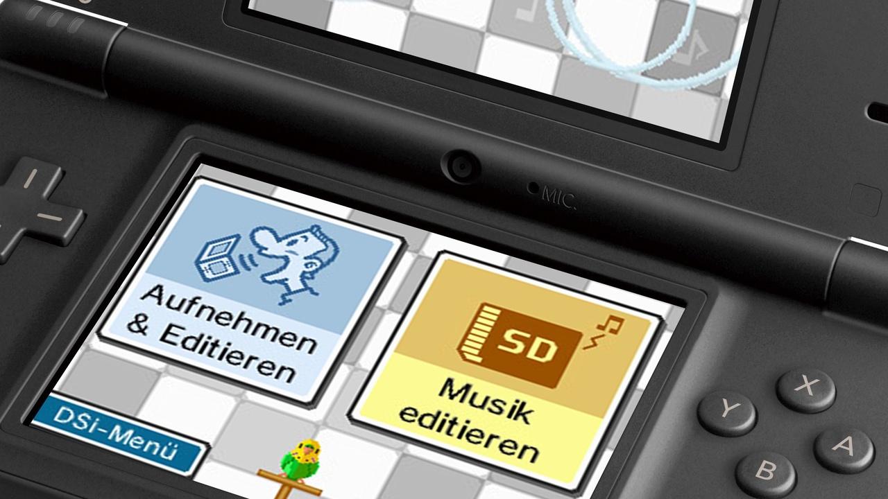 Nintendo DSi im Test: Hardware und Software im Einklang