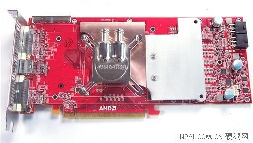 ATi Radeon HD 4890 mit Wasserkühlung