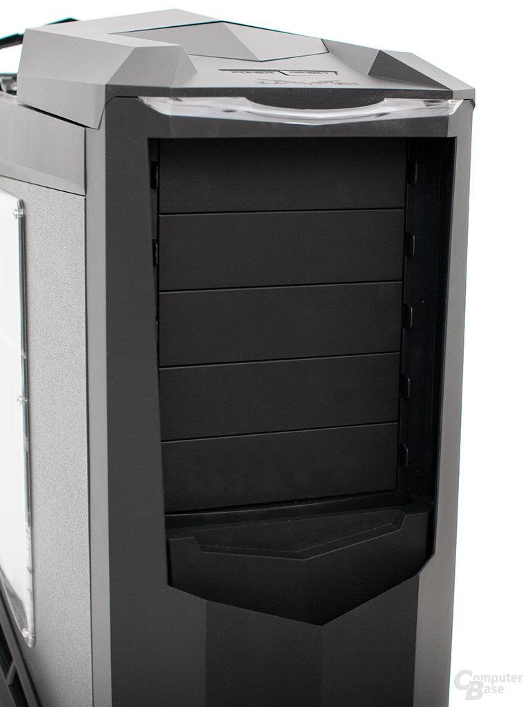 Silverstone Raven RV01 – Front