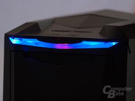 Silverstone Raven RV01 – Beleuchtung