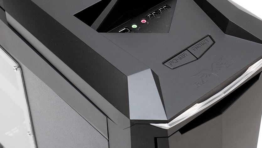 SilverStone Raven RV01 im Test: Mutiges Design trifft innovatives Kühlkonzept