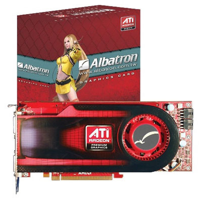 Albatron Radeon HD 4890-1G