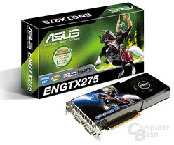 Asus GeForce GTX 275