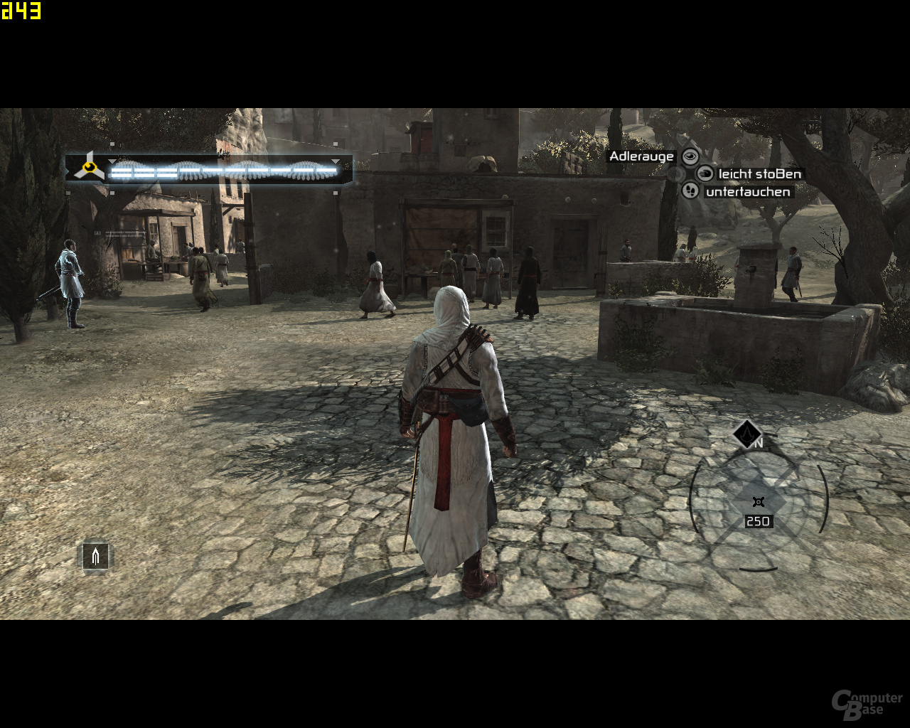 Assassin's Creed ohne Ambient Occlusion