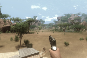Far Cry2  mit Ambient Occlusion