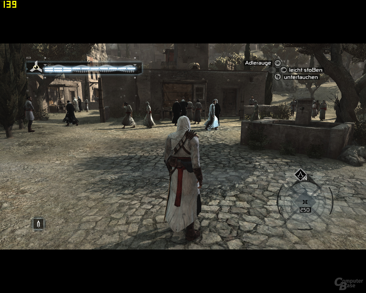 Assassin's Creed mit Ambient Occlusion