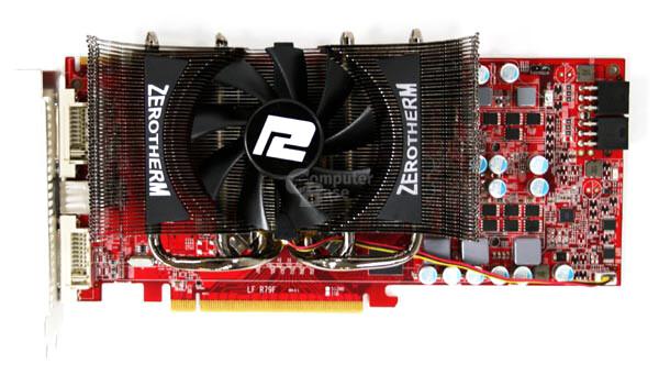 PowerColor Radeon HD 4890 PCS+