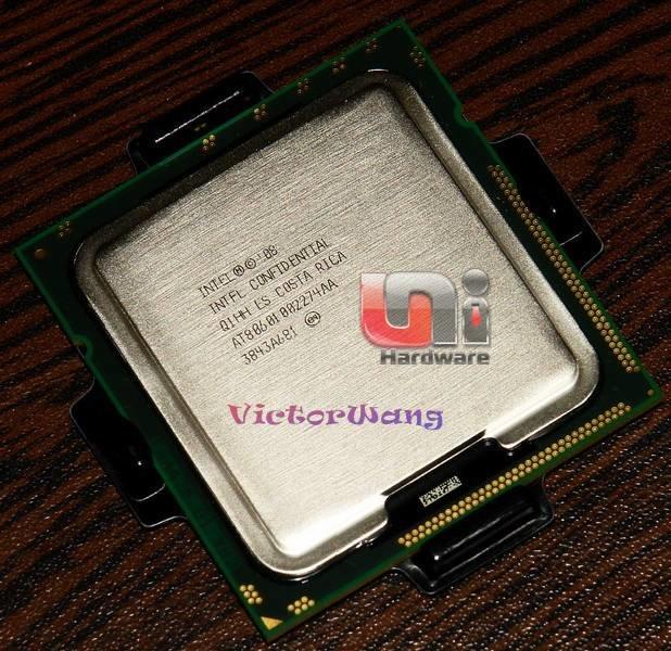 Intel Core i7-975 XE übertaktet