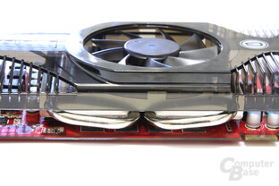 Radeon HD 4850 GS GLH Heatpipes