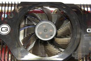 Radeon HD 4850 GS GLH Lüfter