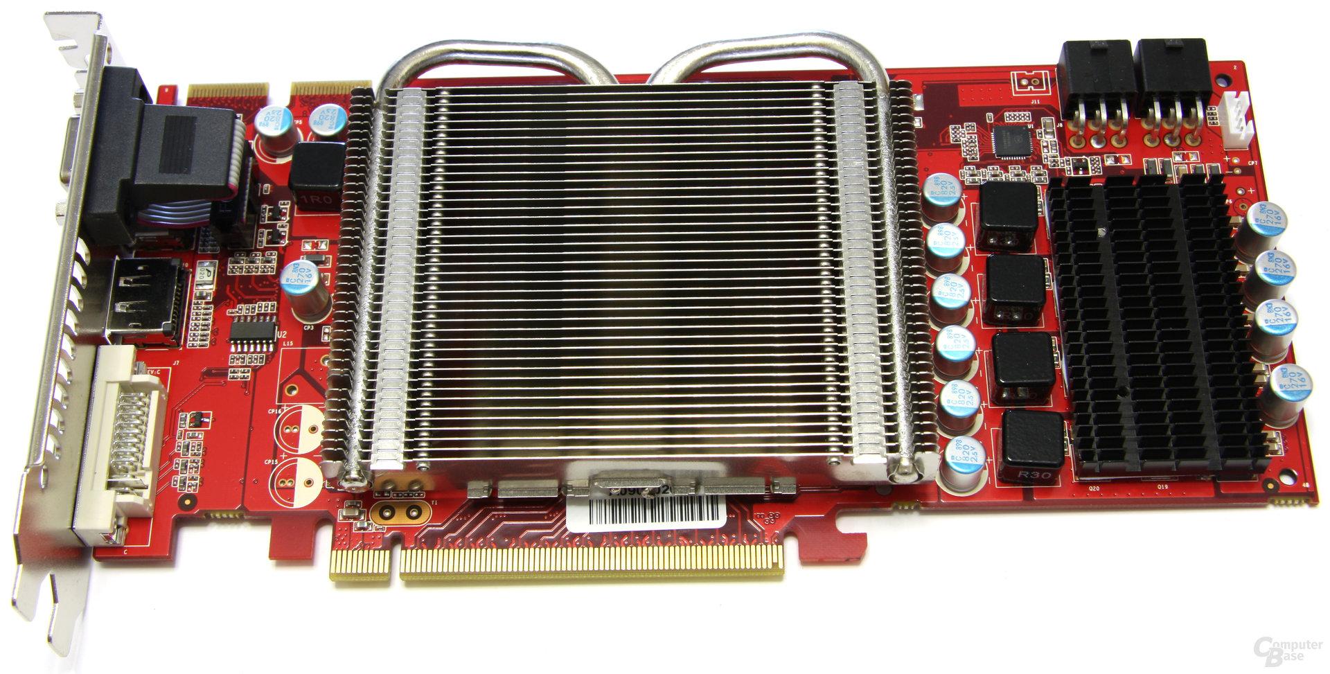 Radeon HD 4850 GS GLH ohne Lüfter