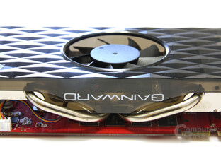 Radeon HD 4850 GS 1GB Heatpipes
