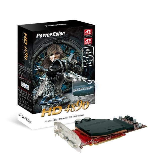 PowerColor LCS HD 4890