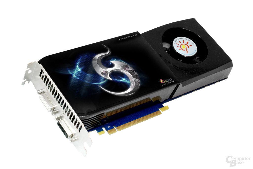 GeForce GTX 285 mit 1/2 GB von Sparkle