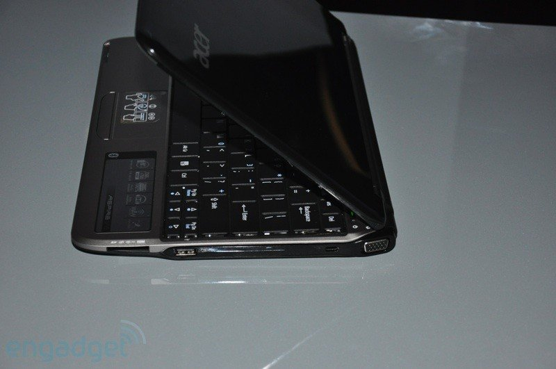 "Acer Aspire one mit 11,6""-Display"
