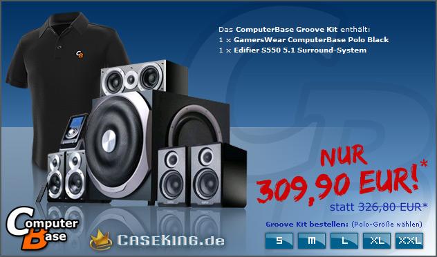 ComputerBase Groove Kit