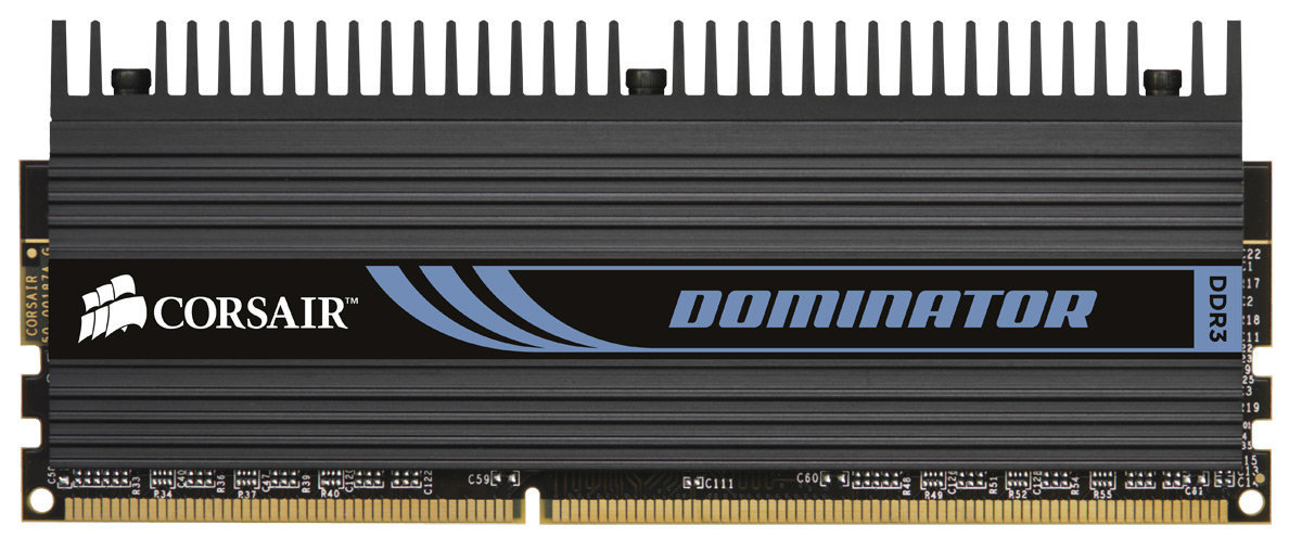 DDR3-1600 Corsair Dominator