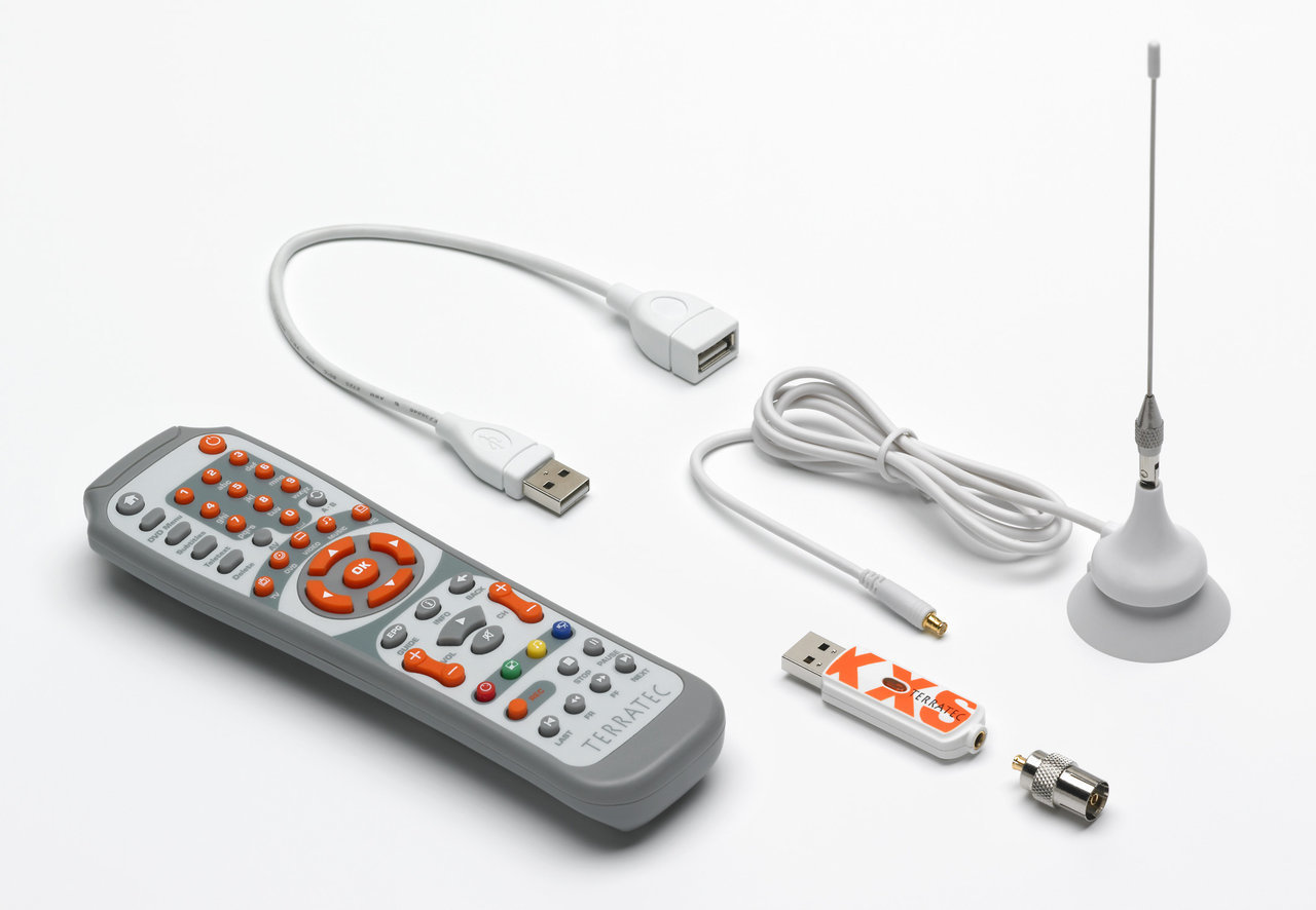 TerraTec Cinergy T USB XXS DVB-T-Stick